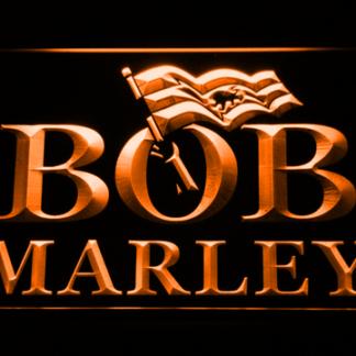 Bob Marley neon sign LED