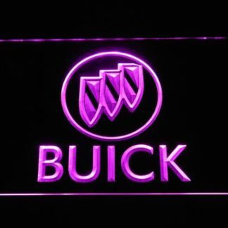 Buick neon sign LED