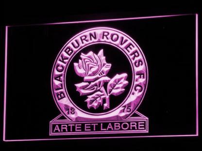 Blackburn Rovers FC neon sign LED