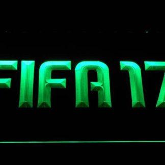 FIFA 17 neon sign LED