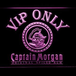 Captain Morgan Original VIP Only neon sign LED