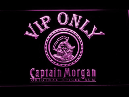 Captain Morgan Original VIP Only neon sign LED