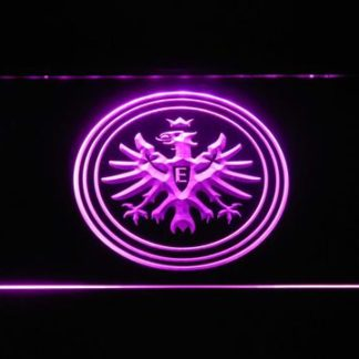 Eintracht Frankfurt neon sign LED