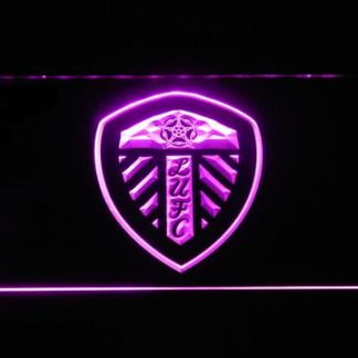 Leeds United Football Club neon sign LED