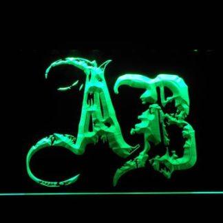 Alter Bridge Initials neon sign LED