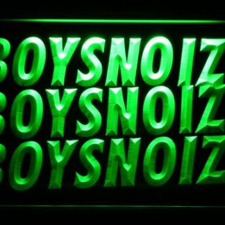 Boys Noize neon sign LED