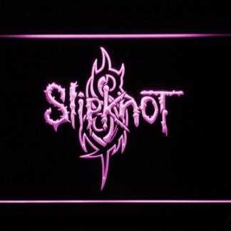 Slipknot neon sign LED