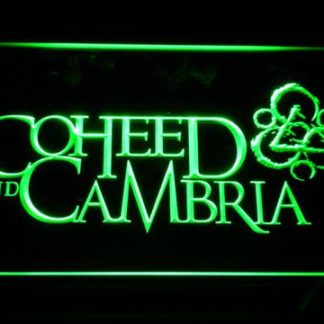 Coheed and Cambria neon sign LED