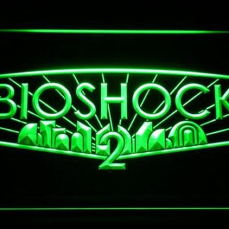 Bioshock 2 neon sign LED