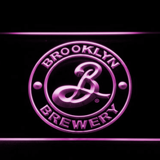 Brooklyn Brewery neon sign LED