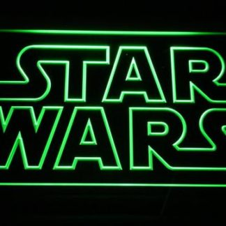 Star Wars Outline neon sign LED