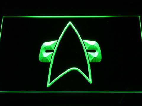 Star Trek Communicator neon sign LED