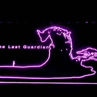 The Last Guardian neon sign LED