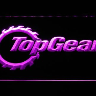 Top Gear 2 neon sign LED