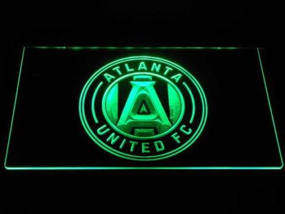 Atlanta United FC neon sign LED