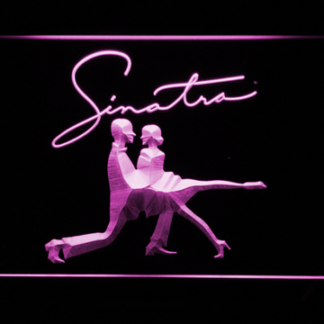 Frank Sinatra Silhouettes neon sign LED
