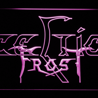 Celtic Frost neon sign LED