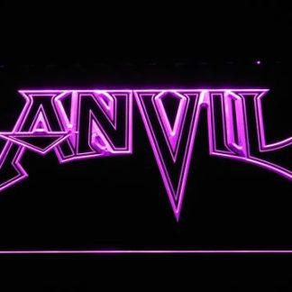 Anvil neon sign LED