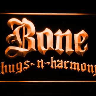 Bone Thugs N Harmony neon sign LED