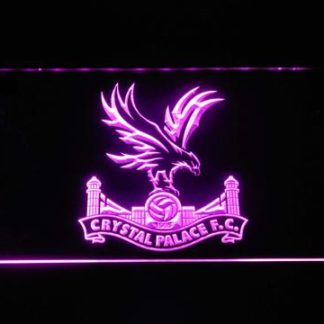 Crystal Palace Football Club neon sign LED