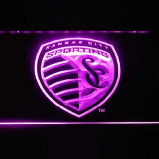 Sporting Kansas City neon sign LED