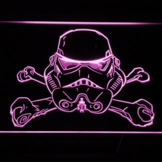 Star Wars Stormtrooper neon sign LED