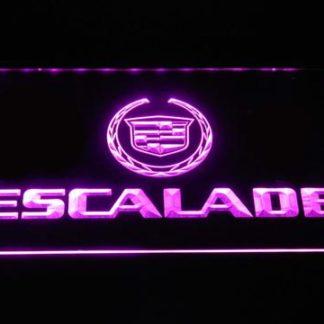 Cadillac Escalade neon sign LED