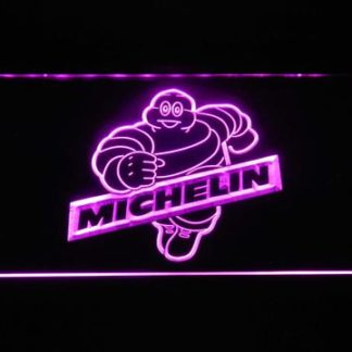 Michelin Bibendum neon sign LED