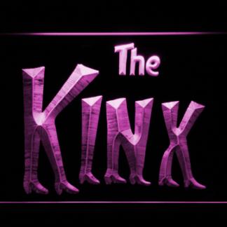 The Kinx neon sign LED