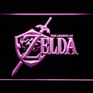 The Legend of Zelda neon sign LED