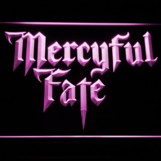 Mercyful Fate neon sign LED