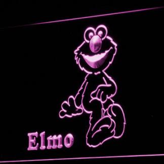 Sesame Street Elmo neon sign LED