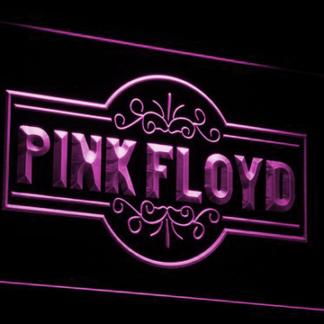 Pink Floyd Old Time Logo neon sign LED