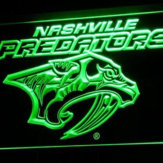 Nashville Predators - Legacy Edition neon sign LED
