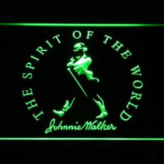 Johnnie Walker The Spirit of The World neon sign LED