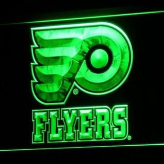 Philadelphia Flyers neon sign LED
