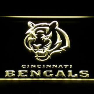 Cincinnati Bengals neon sign LED