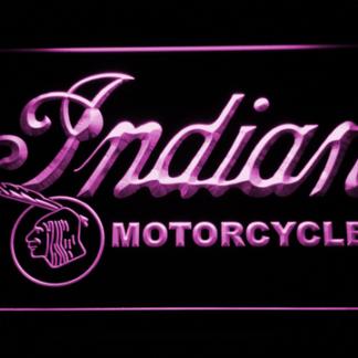 Indian Old Wordmark neon sign LED