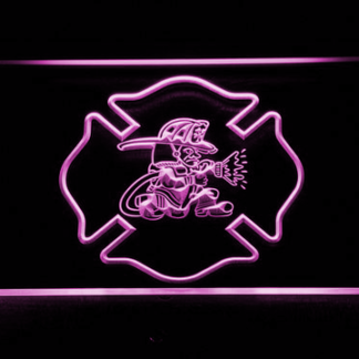 Fire Department Fighting Irish neon sign LED