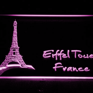 France Eiffel Tower neon sign LED