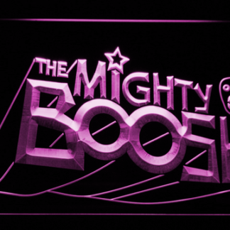 The Mighty Boosh neon sign LED