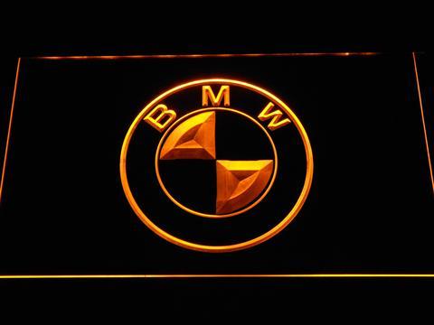 BMW Logo neon sign LED