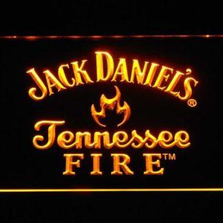 Jack Daniel's Fire neon sign LED
