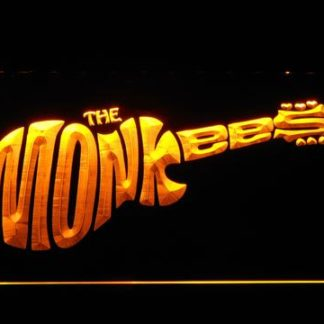 The Monkees neon sign LED