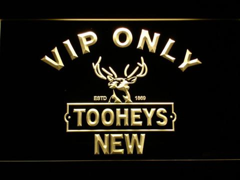 Tooheys VIP Only neon sign LED