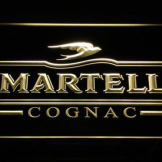 Martell Cognac neon sign LED