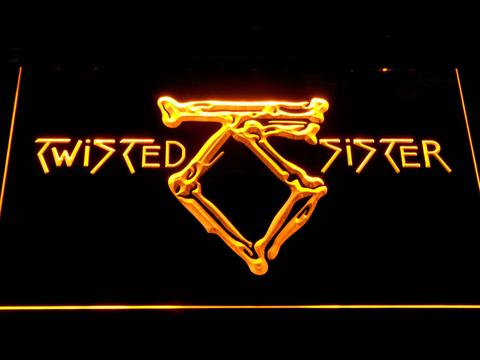 Twisted Sister neon sign LED