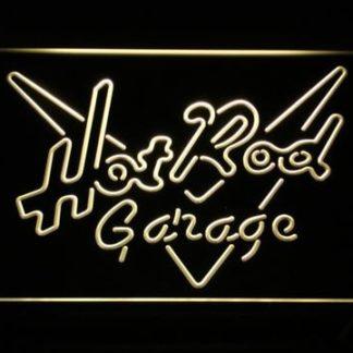 Hot Rod Garage neon sign LED