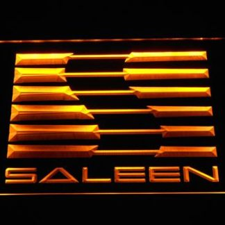 Saleen neon sign LED