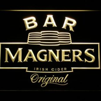 Magners Bar neon sign LED
